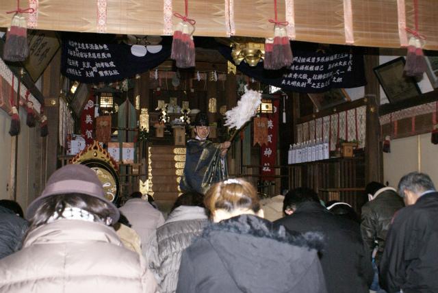 平成24年 厄除大祭(2012年2月19日)