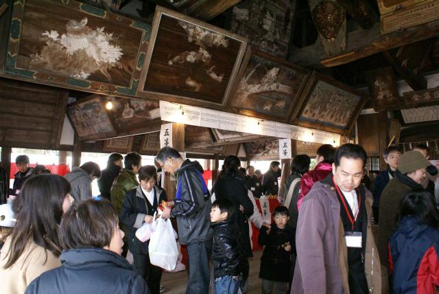 平成24年 恵美須祭(2012年2月11日)