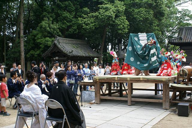 木村宮司 結婚式(平成24年6月10日)